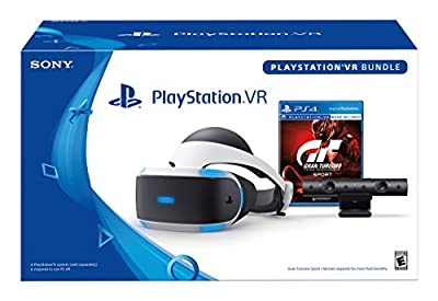 PlayStation VR - GT Sport Bundle [Discontinued] (Renewed)