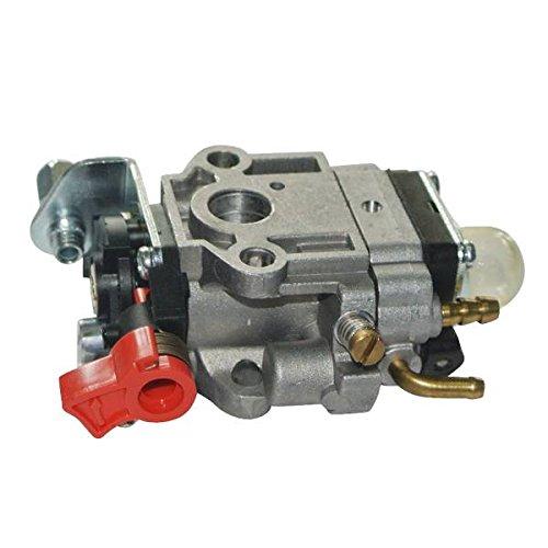 Generic Carby carburatore Fit 24CC 25CC 26CC motore motore 1E34F parte trimmer Bushcutter