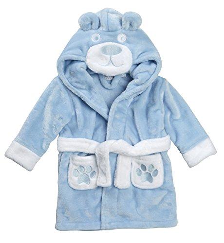 BABY TOWN - Peignoir - Bébé (garçon) 0 à 24 mois bleu bleu - bleu - 24 mois