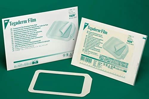 Transparent Dressing 3M Tegaderm? Film 6 X 8 Inch, 10 Per Box
