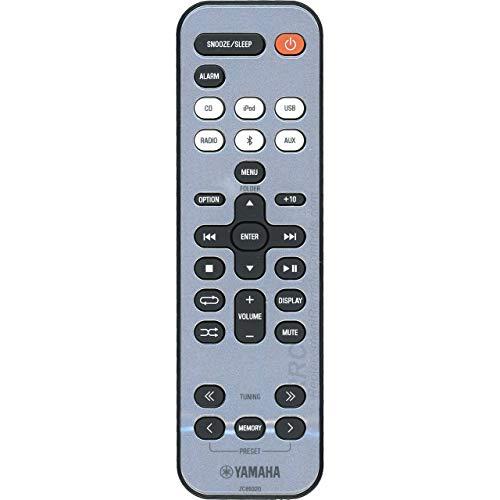 OEM Yamaha Remote Control Originally Shipped with: MCR-B142, MCRB142