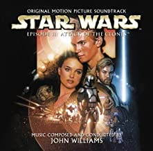 Star Wars: Episode II: Attack Of The Clones By John Williams (Composer),,London Symphony Orchestra (Orchestra) (2002-04-29)