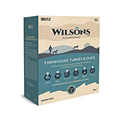 MADE IN BRITAIN. Wilsons products are all made in the UK, giving us full control over product, processing and packaging. We use only the best responsibly sourced ingredients, with added apple, ginger & cranberry for a nutritionally complete grain fre...