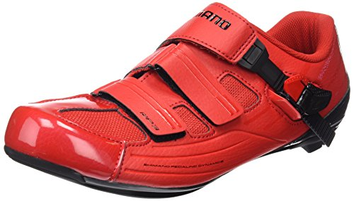 Zapatillas Carretera Shimano RP3 Rojo - Talla: 45