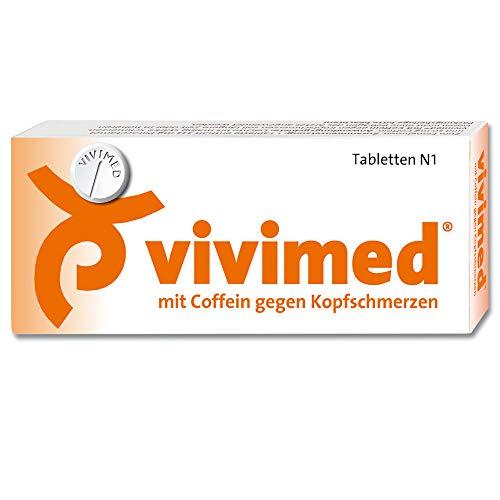 vivimed VIVIMED mit Coffein gegen Kopfschmerzen Tabletten - 20 St Tabletten 0041