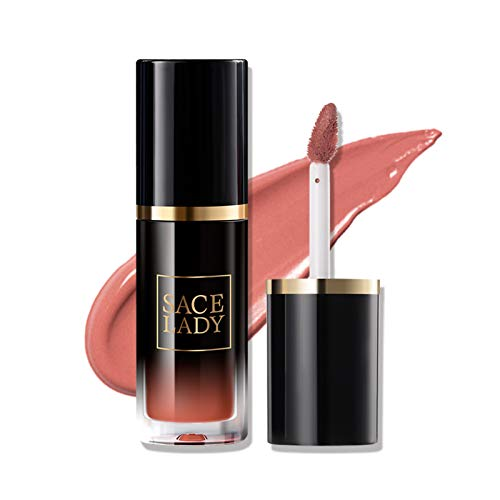 Face Blush Make-Up Pigmented Natural-looking Liquid Cheek Blusher Cream Gel, Long Lasting, Lightweight, Blendable, Cruelty Free Women Makeup, 0.14Fl Oz (SUN KISSED)