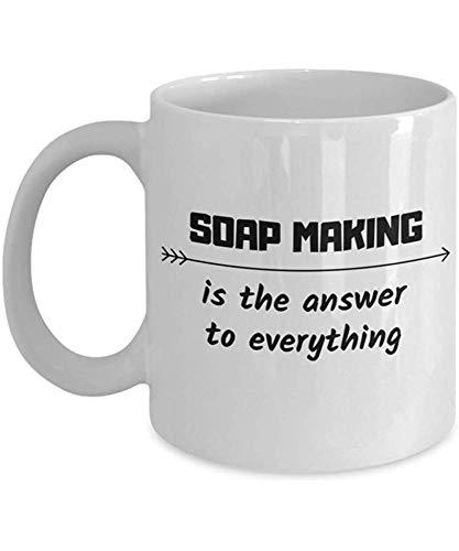 Zeep maken is het antwoord op alle koffiekopjes-kunstenaars-medewerkers onhold-geschenk-hobby-reisschalen cadeau