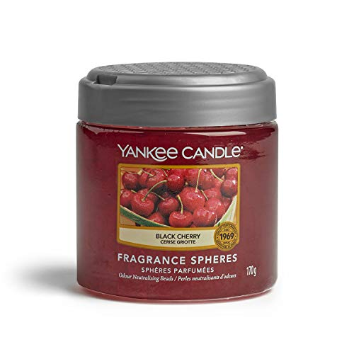 Yankee Candle Fragrance Spheres, Black Cherry, rot