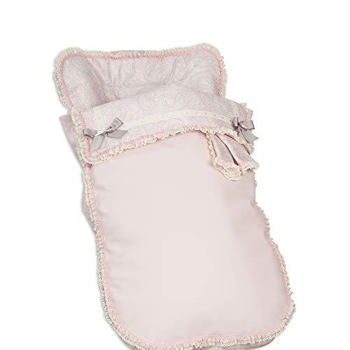 Babyline 2000674 - Saco Silla Sweetly Rosa