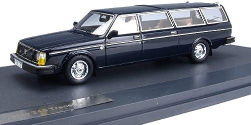MATRIX 1 43 Volvo 265 Transfer 1978 Blau