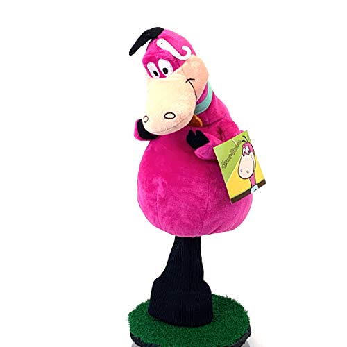 Creative Covers for Golf Dino Head Cover Purple