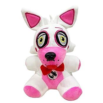 FNAF Plushies - Five Nights Freddy s Plush  Springtrap Bonnie Marionette Plush - Freddy Plush-FNAF Plush-Kid s Toy-Stuffed Animal-FNAF Nightmare Plush Location FNAF Plushies  Funtime White Foxy