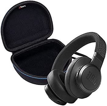JBL Live 660NC Wireless Over-Ear Noise-Cancelling Headphone