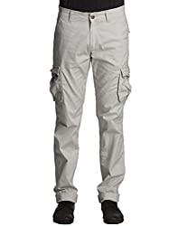 BEEVEE Mens Cotton Cargo Pants