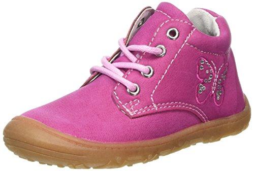 Supremo Baby Mädchen Kinderschuhe Lauflernschuhe, Pink (Berry), 24 EU