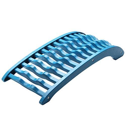 MassagerBack Stretcher Massage-Werkzeug Halswirbel Halsentlastung Massagegerät Müdigkeit Schmerz Relaxtion Home Office Health Care Tool