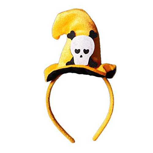 Gaddrt Halloween Haarband Creative Halloween Party Stirnband für Kinder und Frauen Kleid