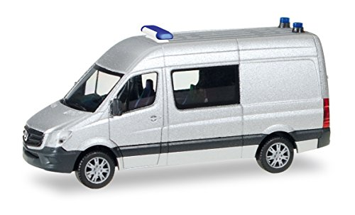 Herpa 012959 Minikit - MB Sprinter Semi-bus Unprinted