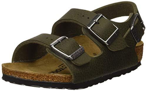 Birkenstock Milano Slingback sandalen voor jongens