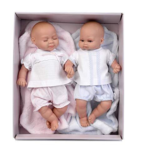 Falca 30052 Baby Puppe mit Zubehör