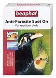 Beaph-ar <span class='highlight'>BEAPHAR</span> <span class='highlight'>ANTI</span>-<span class='highlight'>PARASITE</span> <span class='highlight'>SPOT</span> <span class='highlight'>ON</span> for <span class='highlight'>Small</span> Medium Large Caged <span class='highlight'>Birds</span> Bird <span class='highlight'>Spot</span> <span class='highlight'>On</span> (Medium Bird)