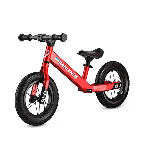 Zeroall Seguridad Bicicleta sin Pedales para Niños de 2-6 Años Bicicleta de...