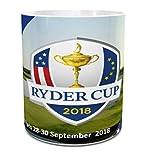 Golf Ryder Cup 2018 - Taza de cerámica, 325 ml