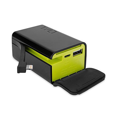 Tylt PowerPlant Kit de batterie portable avec Lightning pour iPhone 5/5s/5c, iPad Mini,iPad