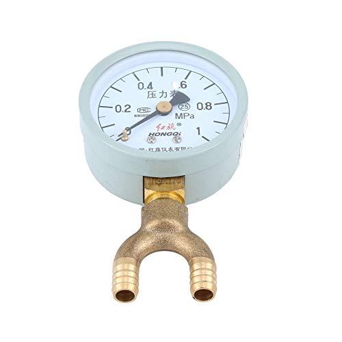 No-branded Odometer Spur Auto Benzin Manometer Öldruckmanometer Kraftstoff Manometer Test-Meter Test Benzindruckwerkzeug ZHQHYQHHX
