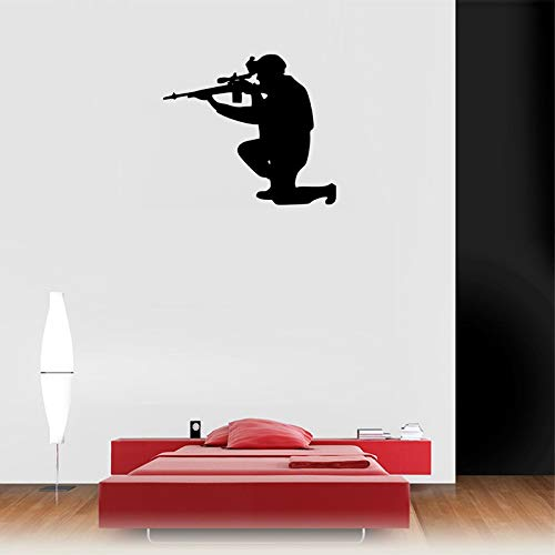 lyclff Schablone Lustige Küche Koch Frau Wandaufkleber für Küche Kunst Dekoration für Home Wallpaper Vinyl Aufkleber Poster Wandbilder ~ 1 92 * 84 cm