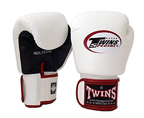 Twins Special BGVLA2 Air Flow Muay Thai Boxing Gloves for Training or...
