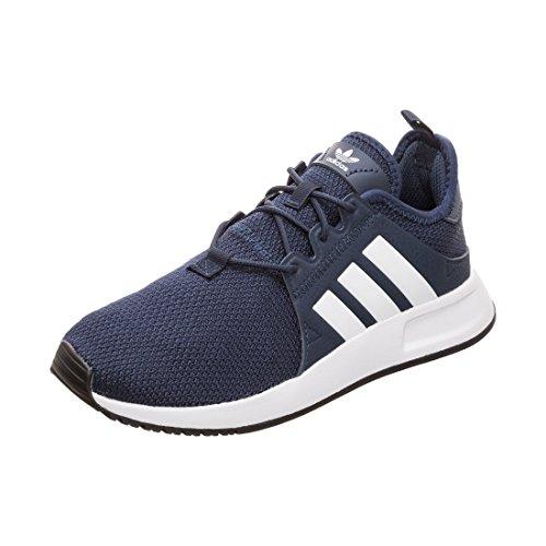 Adidas X_PLR J, Zapatillas de Deporte Unisex Adulto, Azul (Maruni/Ftwbla 000), 39 1/3 EU ⭐