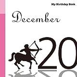 12月20日 My Birthday Book