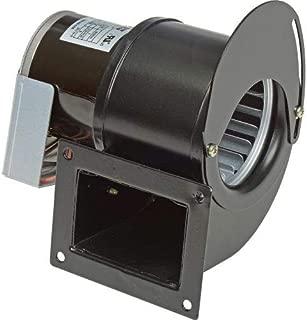 J&D VBM148A-P 1/30HP 120 Volt PSC Inflation Blower Motor fits Square Mountimg Flange.5 Amp, 60Hz, 3200 RPM