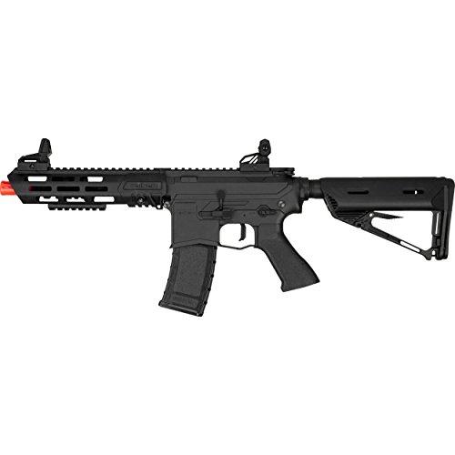 Valken ASL Series M4 Airsoft Rifle AEG 6mm Rifle - Kilo - Black