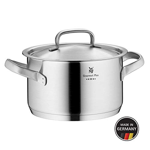 AEG 9029794816/Gourmet Collection Cooking Pot with Lid Diameter 24/cm 9/L