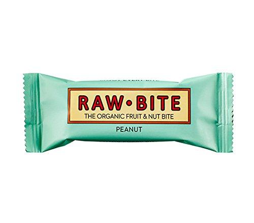 RAW BITE - Barre énergétique Arachides BIO &...