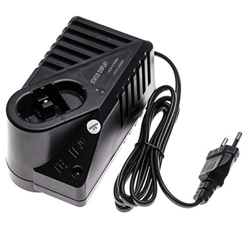 vhbw Cargador compatible con Bosch BAT041, BAT043, BAT045, BAT046, BAT049, BAT100, BAT119, BAT120, BAT139, BAT140 herramientas, baterías