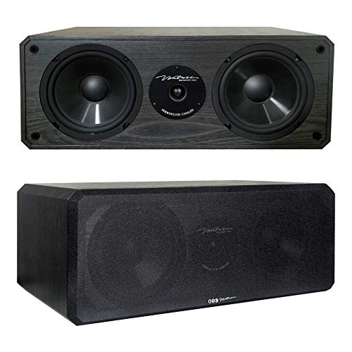 BIC America DV-62CLRS Center Channel Speaker