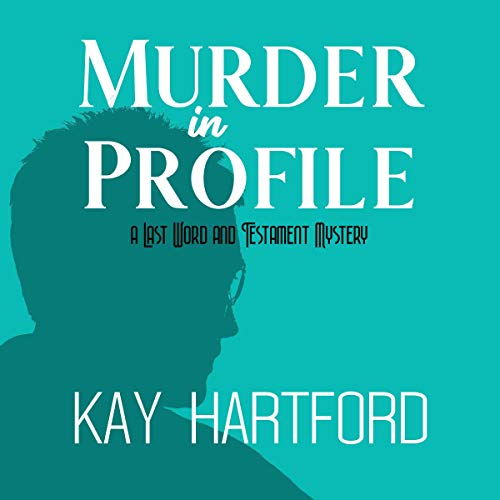 Murder in Profile audiobook cover art