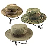 Best Mens Sun Hats - SAYW Breathable Camouflage Hat Outdoor Camping Fishing Hunting Review
