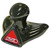 AL-KO Reflective Towball Cover (One Size) (Black)