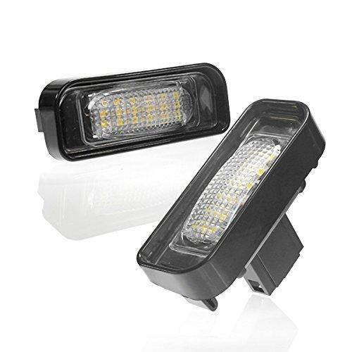 LED Kennzeichenbeleuchtung Canbus Module mit E-Zulassung V-030211