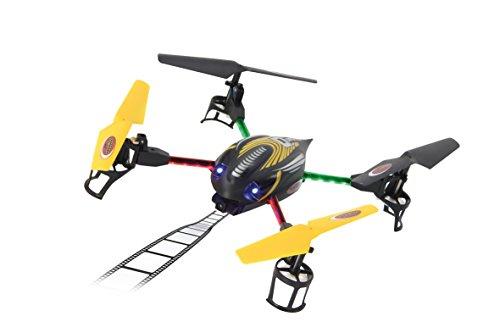 Jamara 038831 - Q-drohne AHP Quadrocopter mit Kamera und Komp