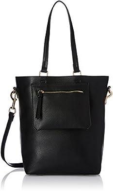 Accessorize London Women's Tote Bag (Black)