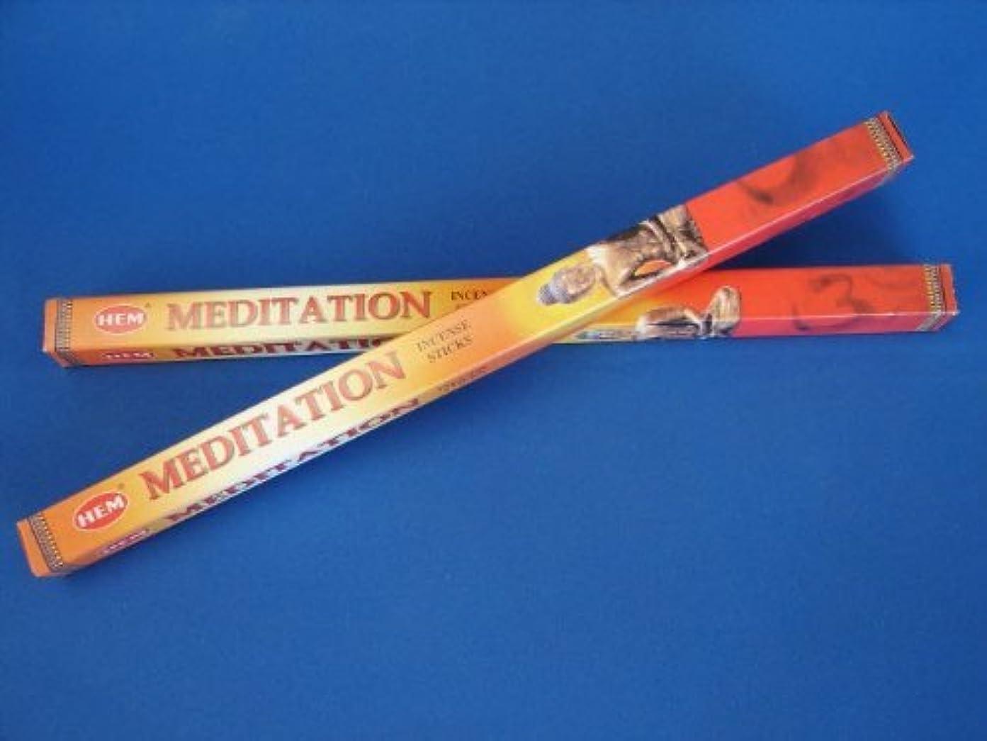 食用冒険者財布4 Boxes of HEM Incense Sticks - Meditation
