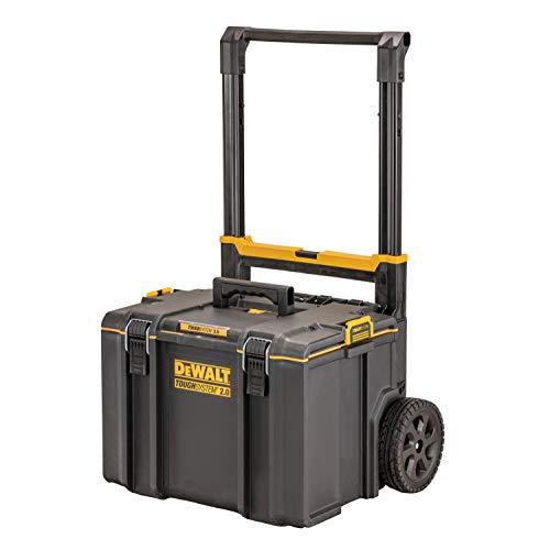 DWST83295-1- Caja de herramientas con asa y ruedas TOUGHSYSTEM DS450