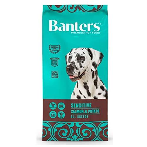 Banters Dog Sensitive Salmon y Patata 3 kg