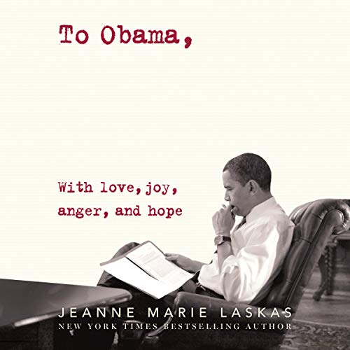 To Obama audiobook cover art
