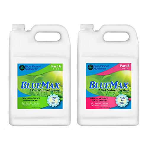Complete Plant Food Fertilizer BlueMax by Blue Planet Nutrients